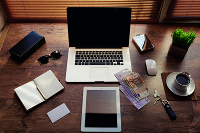 create a nice working environment