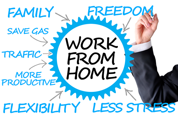 Benefits work from home