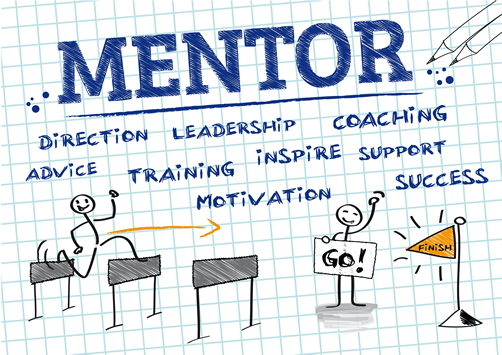 Get a mentor for personal growth