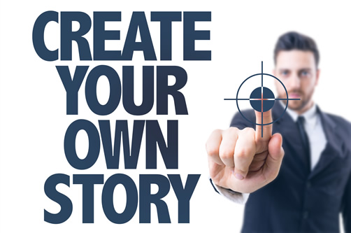 Run your own business and create your own story